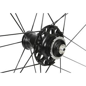 "Campagnolo Zonda C17 Disc Kit de roues 28"" Center Lock Campagnolo 9x100/10x135 mm, black"
